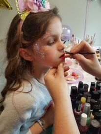 Face Painting, Body Art and Events