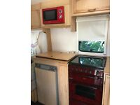 Bailey Ranger caravan 2berth with shower room and awning