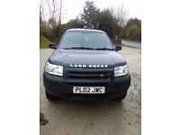 Land rover Freelander diesel TD4S Spars or repair .
