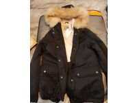 Womens size 10 coat new with tags