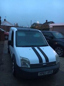 Ford Transit Connect 2007 12 Months MOT