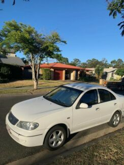 2005 Nissan pulsar ST-L AUTOMATIC sedan  Carseldine Brisbane North East Preview