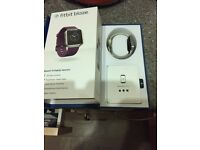 Fitbit Blaze Watch & interchangeably Straps