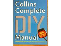 Collins Complete DIY book + another free