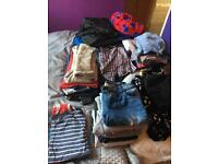 Boy clothes bundle 11-12 year