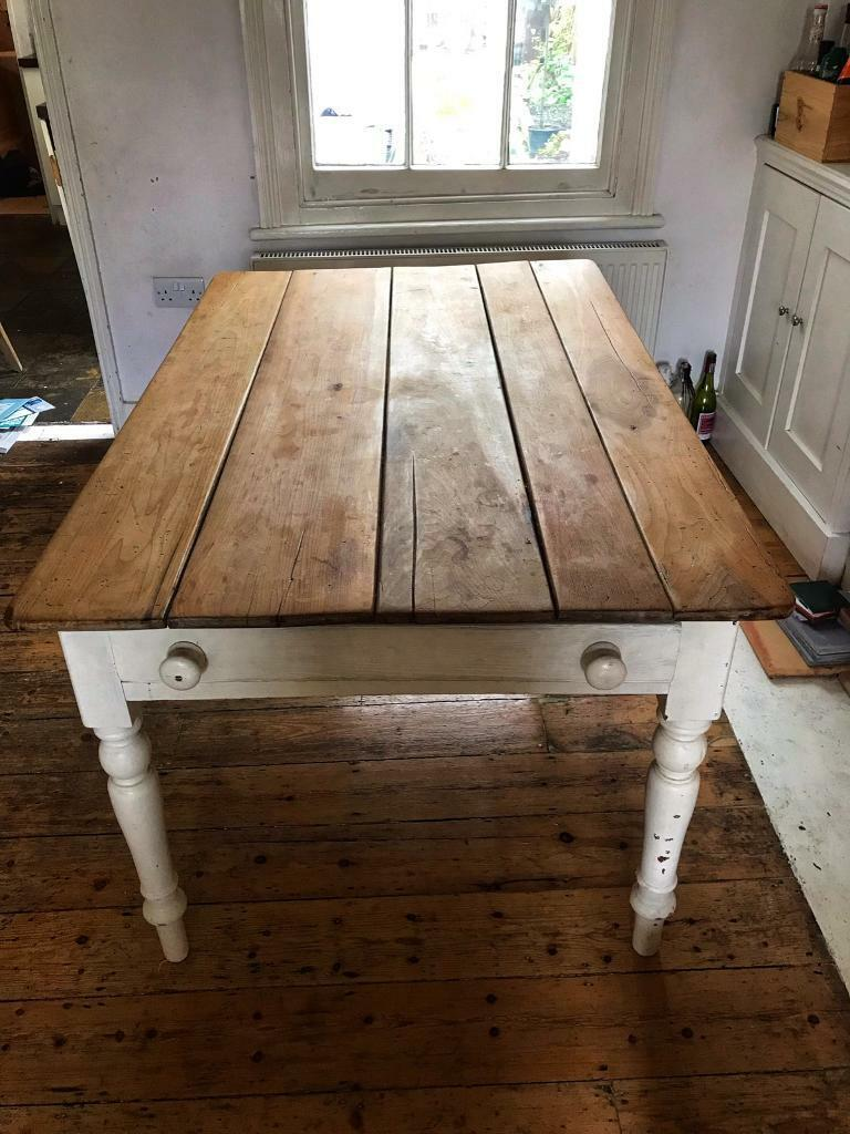Beautiful Antique Farmhouse Dining Table In Dulwich London Gumtree