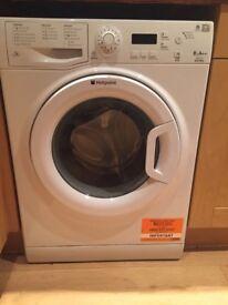 Hot point washing machine 8kg A++