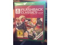 Atari Flashback Classics vol 2 - Xbox One Game new sealed.