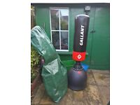 Gallant Freestandng Punch bag , cover and gloves