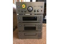 Wharfedale music system