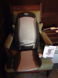 Homedics GSM-300H-GB Gel Heat Shiatsu Massage Chair