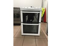 Zanussi electric cooker 60cm ceramic double oven 3 months warranty !!!!!!!!!!