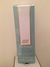Estée Lauder youth dew fragrance