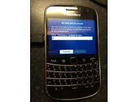 BlackBerry Bold Touch 9900 - Black