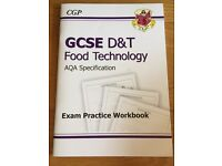 GCSE Food Tech Revision Guide and Workbook