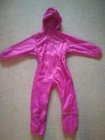 Peter Storm Weatherproof/Waterproof suit (3-4 years old)