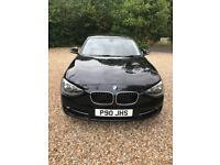 Selling my BMW 1 series 116 d Sport Auto