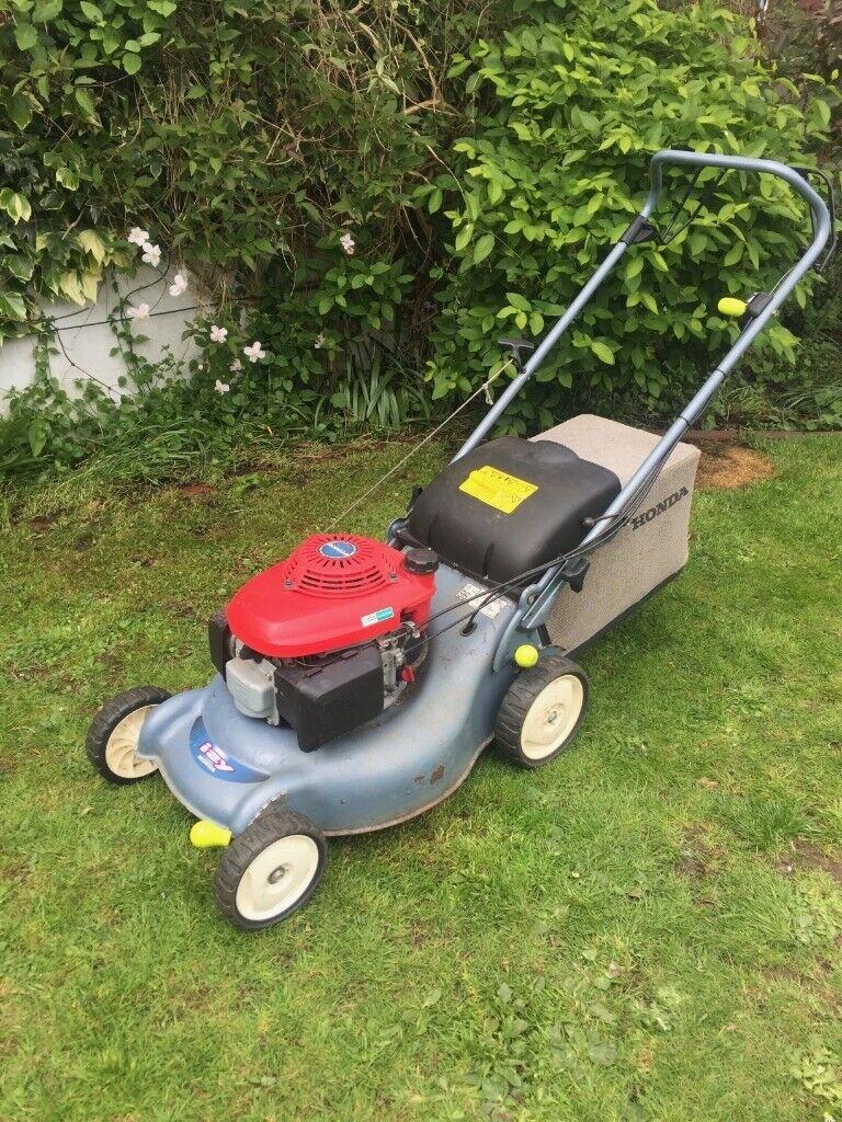 Honda Izy Hrg465c2 Self Propelled Lawn Mower In Gloucestershire Gumtree