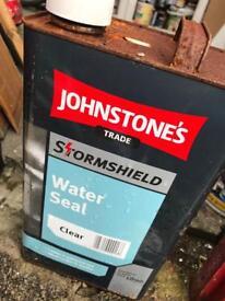 2 x Johnstones Wall Sealer