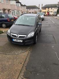 Vauxhall zafira 1.9