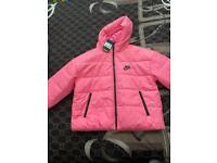 Ladies Nike swoosh jacket
