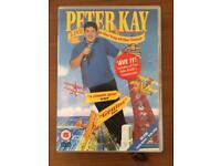Peter Kay dvd
