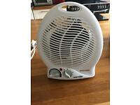 Warmlite cool and warm air heater