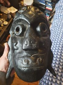 Dayak Tribal Mask (Borneo)