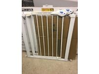 Lindam stair gates - two