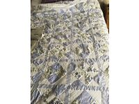 LAURA ASHLEY WISTERIA BEDSPREAD