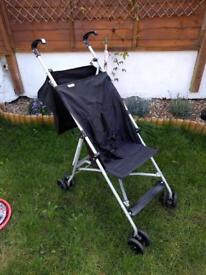 Hauck Stroller with Sun Shade