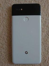 Google Pixel 2 XL/4+64gb/Unlocked /Panda/ Android 11