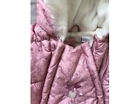 Chicco Baby winter pramsuit/coat 6 months