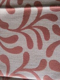 Crowson Terracotta Fabric