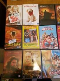 DVD & Now CDs £1 each
