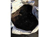 FREE Garden soil.