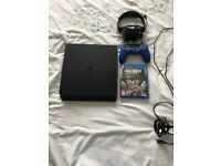 PlayStation 4 immaculate condition