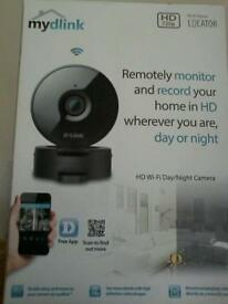 Mydlink wi fi surveillance camera