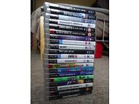 Playstation 3 PS3 with Games + accessories.