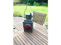 Antique/Vintage Railways Lantern