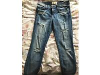 Current Elliott Jeans size 25