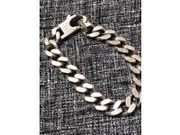 Stirling silver bracelet