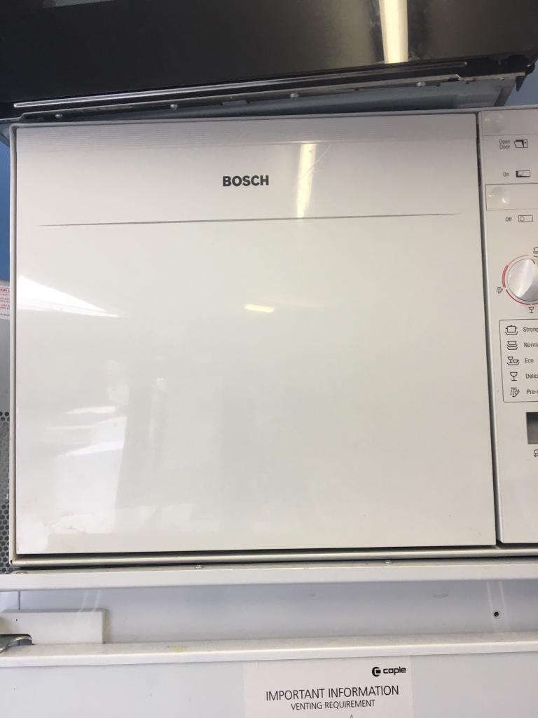 Bosch table dishwasher