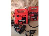 Snap-on 12v battery starters
