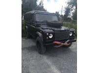 Ex military landrover Tithonus 2.5 diesel 1994
