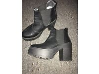 Women's river island boots size 6