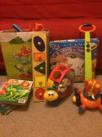 Toys Fisher Price, Chad Valley, Disney ...