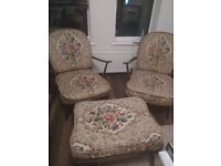 Ercol 4 piece suite