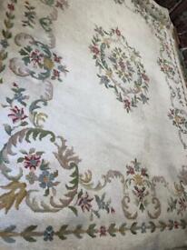 XXL Chinese wool rug