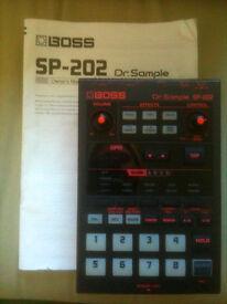 Boss Dr Sample SP-202 Sampler